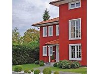 External Wall Insulation (EWI), Colour Render Only, ECO Solid Wall Funding Available, Midlands,