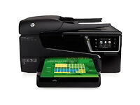 HP Officejet 6600 e-AiO/14ppm A4 Wi-Fi Printer/Scanner/Fax/Touch Screen