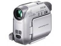 "Sony DCR-HC19E Handycam MiniDV Camcorder [20x Optical Zoom, 2.5"" LCD] video camera"