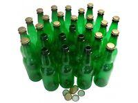 46 Homebrew Bottles PET Plastic 500ml Home Brew