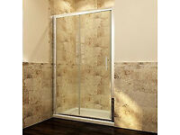 ***SHOWER SLIDING DOORS*** BOXED UNUSED