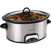 7 Qt Slow Cooker
