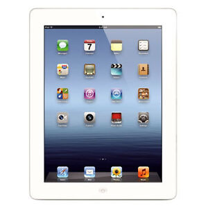 iPad 4 - 16GB Tablet in White! - Excellent Condition!