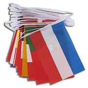 European Flag Bunting