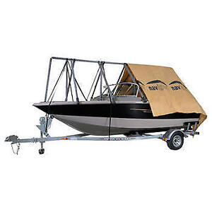 Navigloo Winter Shelter System for 18'-24' Boat