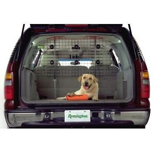 SUV pet barrier