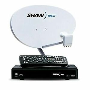 Shaw Satellite