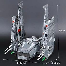 Lepin Building Blocks - 05006-the-command-shuttle/1053 pcs/2 kgs