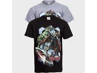 BRAND NEW boys avengers T-shirts