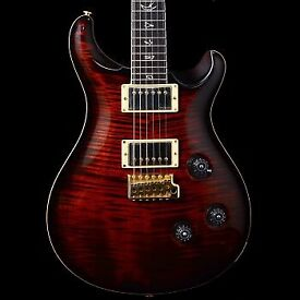 PRS 25th Anniversary 24 Fret custom shop - angry larry