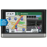 Garmin nuvi 2457LMT 4.3-Inch  Portable GPS with Lifetime Maps.