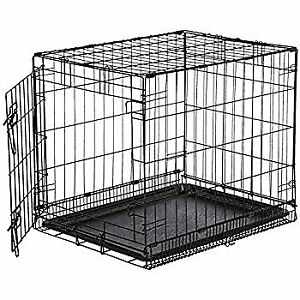 """cage a chien 24,5"""" x 18"""" dog cage"""