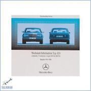 Werkstatthandbuch W123