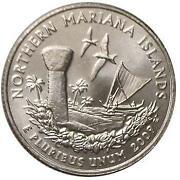 Northern Mariana Islands Quarter