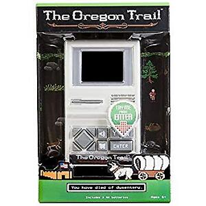 the oregon trail arcarde game