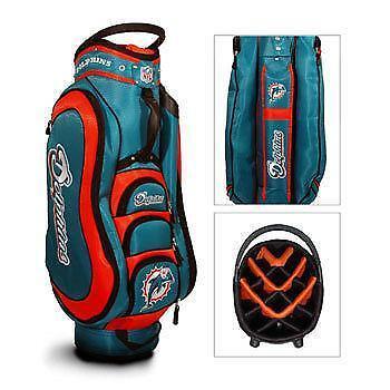 Miami Dolphins Golf Bag Ebay