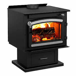 Wood Stove - Secondary Combustion