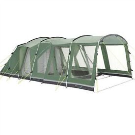 Outwell Oakland XL Tent package includes Canopy Extension