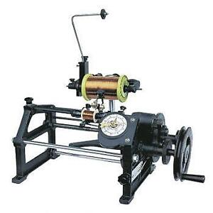 NEW Manual Automatic Hand Coil Winder Winding Machine NZ-2 131089