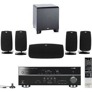 Yamaha 5.1 Home Theatre