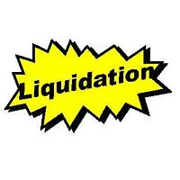 LIQUIDATION ITEMS