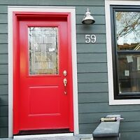 DOORS BY INSTALLER SAVE $$$ MORE THAN 60% !!! NO MIDDLEMEN !!!