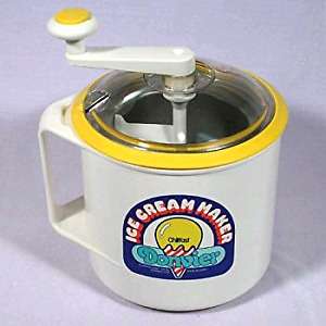 Donvier Chill Fast Manual Icecream Maker-Collector's Item