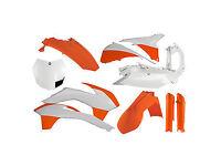 Acerbis Plastic Kit KTM SX SXF 125/250/350/450 2013-14 USA Ken Roczen Replica