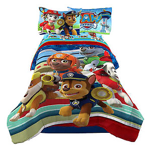 Paw Patrol bedding - double bed