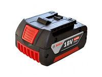 Bosch 4ah battery - BRAND NEW