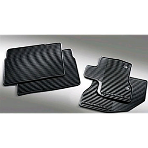 Ford explorer rubber floor mat