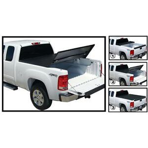 2015-2016 F150 Soft Tri-Fold Tonneau Cover fits 6.5ft Box (6.7/8