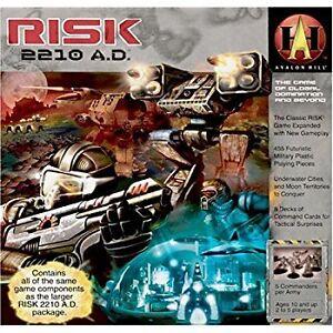 Jeu de société - Risk 2210 A.D