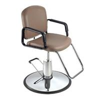 LILA HYDRAULIC STYLING CHAIR NEW MADE IN USA 3 YEARS WARRANTY