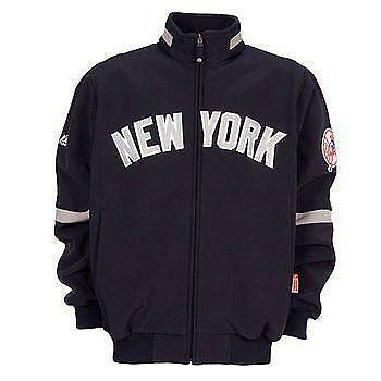 Yankees Dugout Jacket Baseball-MLB | EBay