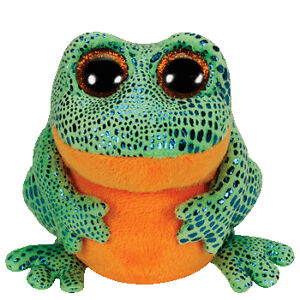 Ty Beanie Boos Speckles The Frog Plush For Sale Online Ebay