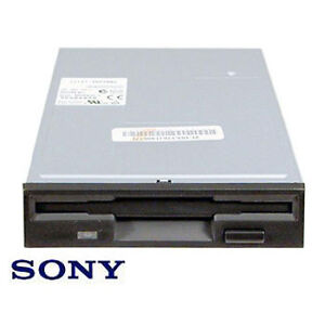 Sony MPF-920 Floppy Disc Drive Internal 3.5in 1.44mb Black