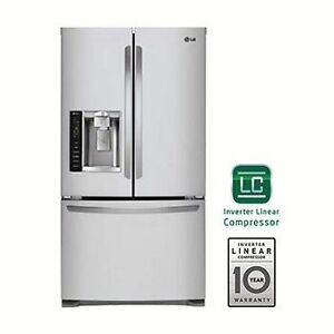 Two year old LG fridge in excellent condition