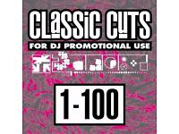 Mastermix Classic Cut Collection 1-100