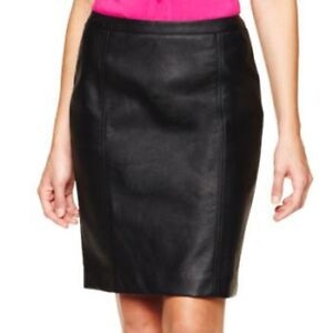 worthington faux leather skirt 039 s plus sizes 14w