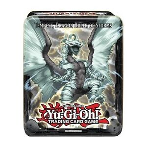 Yu-Gi-Oh! Trading Card Game: Tempest, Dragon Ruler of Storms Tin West Island Greater Montréal image 2