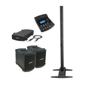 Bose L1 Model Ii System with 2 x B2 Bass & Tonematch