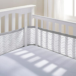 Breathable Crib 4 side Bumper