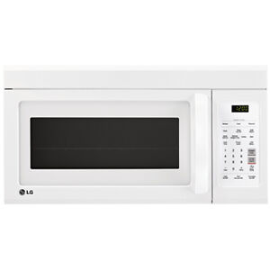 LG Microwave 0.8 cubic ft.