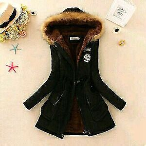 2016 Winter Coat Women fur Outwear Medium-Long Wadded