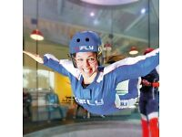 IntoTheBlue Experience Gifts & Memories -for example, Indoor Skydiving in Milton Keynes