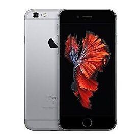 iPhone 6s 32gb (Small scratch down screen)