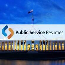 Public Service Resumes City North Canberra Preview