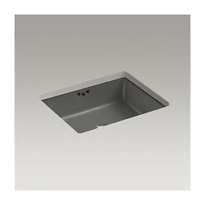 Kohler 2330-58 Kathryn 19-3/4 X 15-5/8 X 6-1/4 Under-Mount Bathr