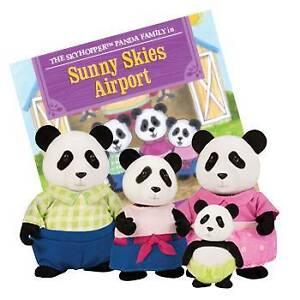 L'il Woodzeez Panda, Turtles, Squirrel, Mouse Brand New Launceston Area Preview